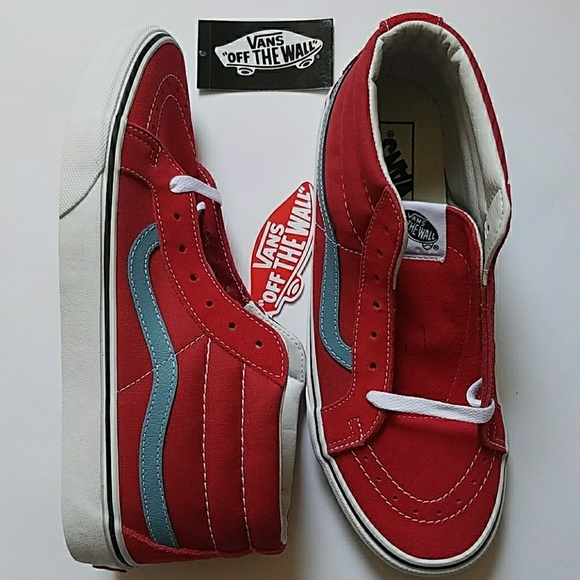 e459f1228f New VANS SK8 Mid Reissue Shoes